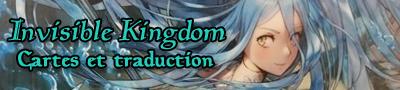 Invisible kingdom cartes