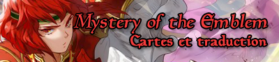 Mystery of the emblem cartes