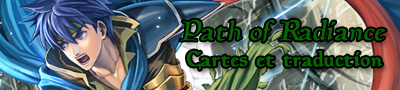 Path of radiance cartes